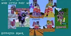 Скачать текстур пак My Little Pony TexturePack Minecraft ...