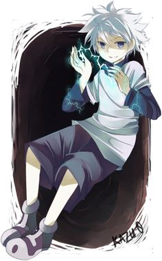 Killua        ~Hunter X Hunter
