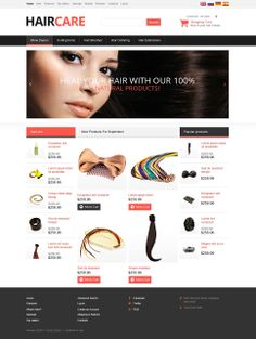 New beauty themes for you! www.titantemplates.com/en/category/beauty