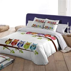 Time4Dreams Buhos Rama Single Duvet Cover Set