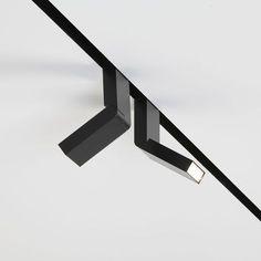 adjustable LED track-light TURN by Bart Lens Eden Design B.V.B.A