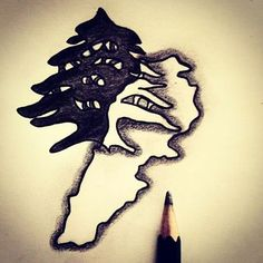 ✩ Check out this list of creative present ideas for cool roadtrips Lebanon Independence Day, Independence Day Drawing, Lebanon Cedar, Lebanon Flag, Body Art Tattoos, Small Tattoos, Tatoos, Beirut, Flag Drawing