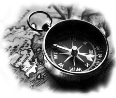 pocket compass old Nautical Compass Tattoo, Map Compass, Pocket Compass, Compass Tattoo Design, Tattoo Studio, Sextant Tattoo, Tattoos For Dad Memorial, Pirate Tattoo, Vintage Compass
