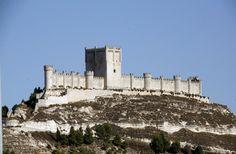 Castillo de Peñafiel, Valladolid - Spain