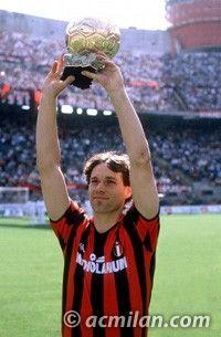 Marco Van Basten - AC Milan/Netherland