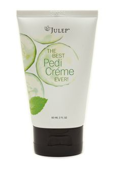 This foot cream is AMAZING! The best I've ever used.