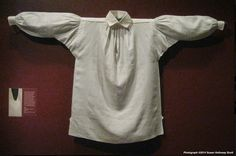 Two Nerdy History Girls: How Many Handsewn Stitches in an 18thc Man's Shirt?