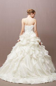 プルミエ銀座 No.59-0121 | ウエディングドレスを探すBeauty Bride(ビューティブライド)