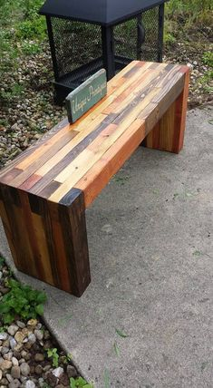 Pallet Patio Furniture, Furniture Projects, Garden Furniture, Crate Furniture, Custom Wood Furniture, Recycled Pallets, Wooden Pallets, Pallet Wood, Pallet Bench