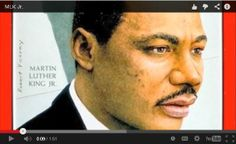 Very short video biography about Dr. Martin Luther King Jr. on WatchKnowLearn.org.