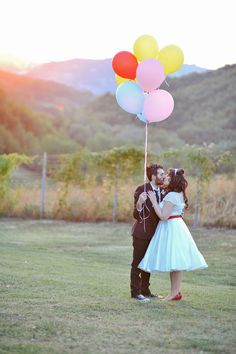 50s and 60s inspired italian wedding // photo by L&V Photography