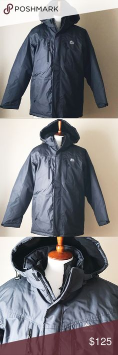 Men's RBX Puffer Jacket New with tag. It has detachable inside jack. Hood is detachable. 100% polyester. No trades. RBX Jackets & Coats Puffers