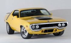1968–1974 Plymouth Road Runner