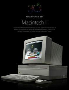 Macintosh II 1987