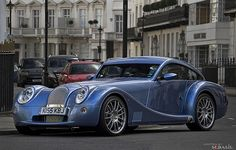 Cool Sports Cars, Classic Sports Cars, Classic Cars, Sexy Cars, Hot Cars, Morgan Cars, Futuristic Cars, Hot Rides, Future Car