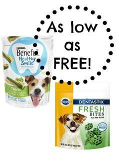 FREE Pedigree Dentastix Dog Treats at Target | Get FREE Samples by Mail | Free Stuff