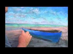 Pastel - Fishing boats Worthing - Part 3 of 3