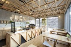Jury Cafe par Biasol Design Studio - Journal du Design