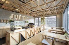 Jury Cafe par Biasol Design Studio - Journal du Design