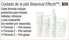 Cuidado de la piel Botanical Effects