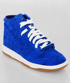 Neu auf Numelo.com: der Nike Dunk High 08 Decons PRM royal. Der Klassiker in der Premium Variante und in einem tollen, kräftigen Blau. Get it here: http://www.numelo.com/nike-dunk-high-decons-p-24390037.html