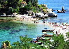 Isola Bella, Sicily, Italy   via It's Travel O'Clock