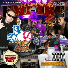 Southern Wayz 3 ~ Hip Hop Empire Mixtapes
