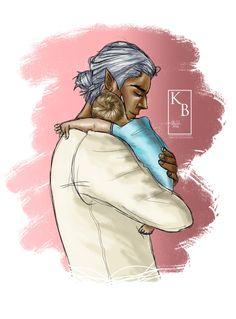 "kenyapowers: "" Rowan and Baby "" MY PRECIOUS. THE FEELS"