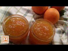 Λαμπερή Μαρμελάδα Πορτοκάλι… Χρυσοπορτοκαλοκίτρινη! – ηχωμαγειρέματα Healthy Sweets, Cantaloupe, Cake Recipes, Peanut Butter, Salsa, Pudding, Fish, Homemade, Fruit