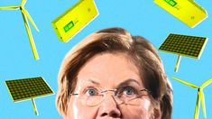 """Elizabeth Warren wants to ban mining on public lands — with one exception   Grist. Clearly Elizabeth has given some thought to this & although it would be great to have no exceptions we have to be realistic. Elizabeth & Bernie would complement well - they have the nous to """"work through"""" any differences."""