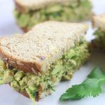 Avocado Chicken Sandwich: I made this yesterday. and it was amazing!