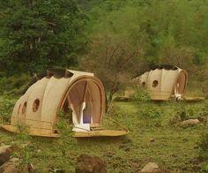 Looper Portable Resort / eco villa / The Green Life <3