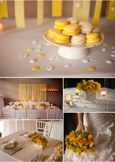 yellow #wedding