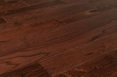BuildDirect – Hardwood - Smooth European French Oak Collection – Gunstock - Angle View