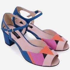Pantofi din piele naturala Ophelia