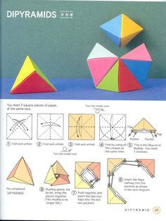 Kawamura M.-Polyhedron origami for beginners by Roman Sv