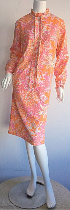 Vintage Lilly Pulitzer The Lilly Long Sleeve by brentedwardvintage