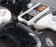 Video Game Soap Bars