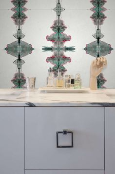 Rorschach Tile Collection By Timorous Beasties For Clé - Architizer