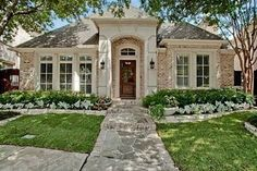 Image result for country houses single story traditional