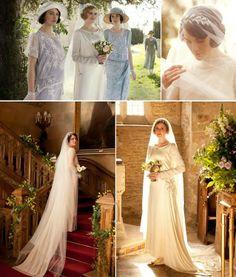 lady rose 39 s wedding dress beautiful downton abbey season