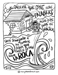 spanish coloring pages for adults | 20 Best Spanish Bible Coloring Pages images | Bible, Bible ...