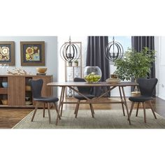 Corrigan Studio Amani Dining Table