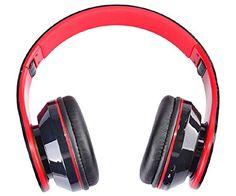 fbfb4ca12e Cooler AT-BT809 faltbare drahtlose Bluetooth Headset Stereo Kopfhörer Mic  FM TF Slot für iPhone