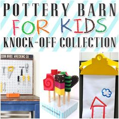 Pottery Barn for Kids Knock-off Collection - The Cottage Market