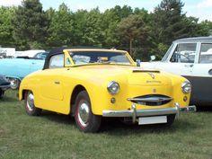 Panhard Levassor cabriolet
