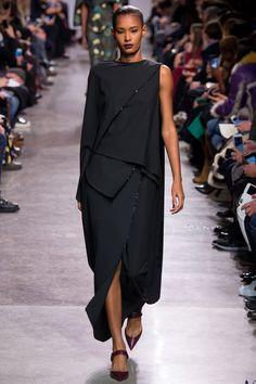 Zac Posen Fall 2016 Ready-to-Wear Fashion Show - Ysaunny Brito