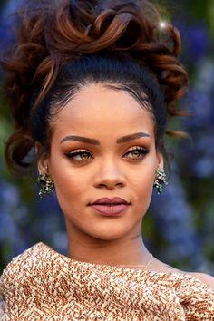 """Rihanna at """"Paris Fashion Week"""" in Paris, France. (2nd October 2015)"""