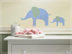 elephant nursery #wall decals