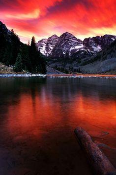 maroon bells-colorado